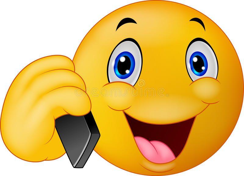 Emoticon Telefono
